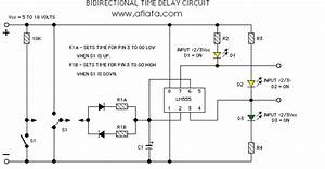 Timer Using Lm555