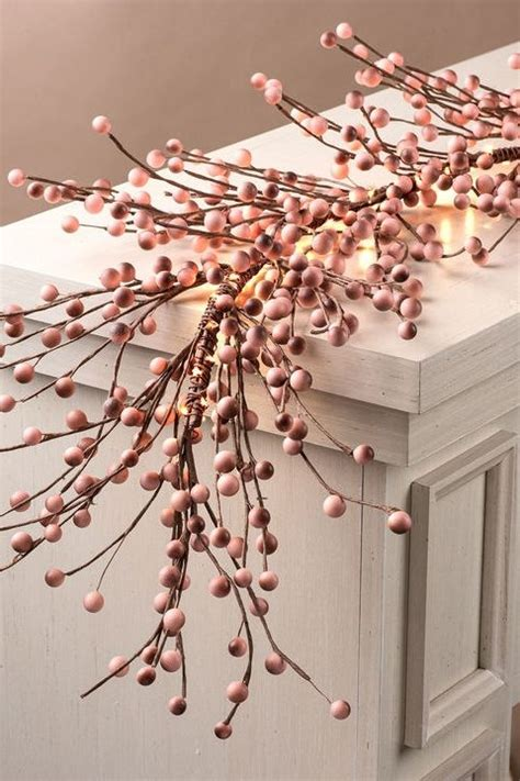 Cherry Blossom Garland with 100 LED in 2020 | Light ...