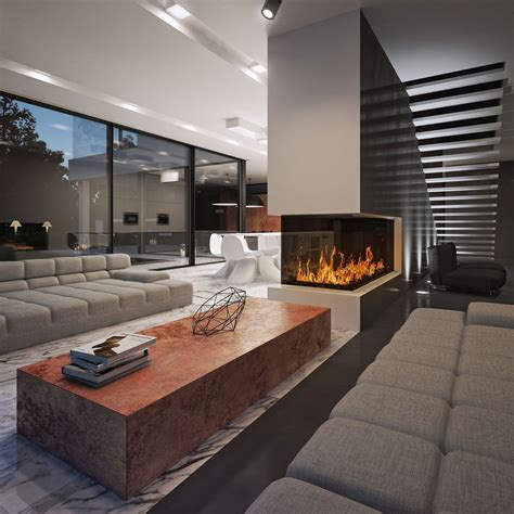 modern livingroom 51 modern living room design from talented architects around the world