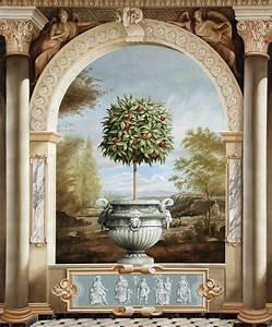 Image Trompe L Oeil : surface fragments trompe l 39 oeil painting class ~ Melissatoandfro.com Idées de Décoration