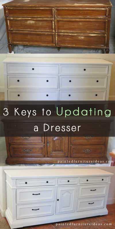 keys  updating  dresser diy repurposed furniture