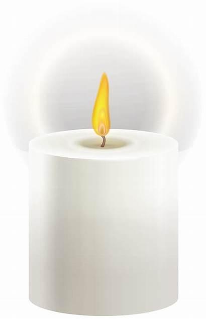 Candle Clip Pillar Clipart Candles Clipartpng Link