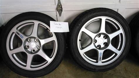 fs northeast evo 8 wheels w tires evolutionm