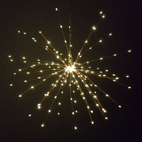 Led Lights For Room Wish by Diy Led String Light Battery Operated Starburst