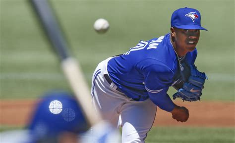 Blue Jays: Marcus Stroman lives a dream by pitching at