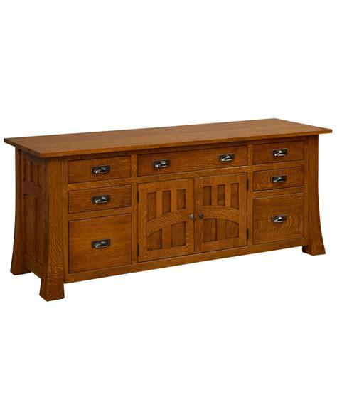 credenza direct bridgefort mission credenza amish direct furniture