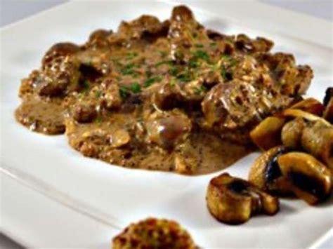 cuisine rognon recettes de moutarde et veau 3