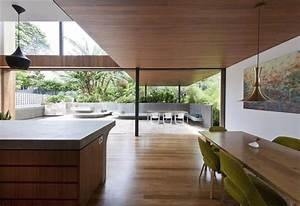 Exterior Design  Modern Open Space House Design Picture  Stunning Open Concept House Plans