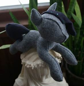 Beanie Pony Sewing Pattern with Unicorn Horn and Pegasus ...