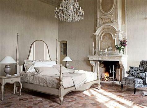 chambre baroque chic la chambre style baroque nos propositions en photos