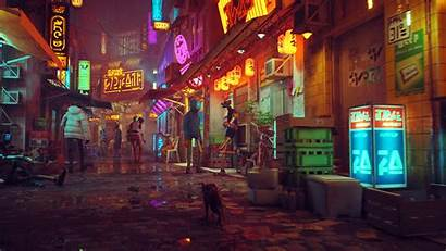 Stray Cyberpunk 4k Wallpapers Games Published June