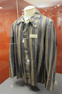 holocaust jacket and prisoner 39 s story found at rummage