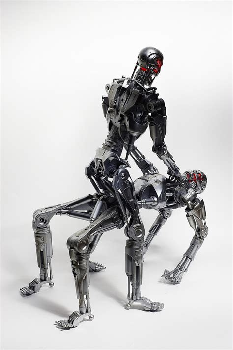 Terminators Are Having Better Sex Than You Are   Topless Robot