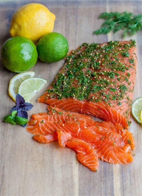 salmon gravlax gastrosenses