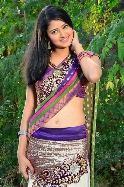 South Actress Wallpapers Resolution Indian Saree Navel