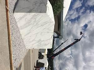Marbre Blanc De Carrare : visite d 39 une carri re de carrare par l 39 quipe de la ~ Dailycaller-alerts.com Idées de Décoration