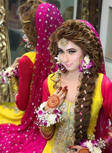 list  pakistani hair style