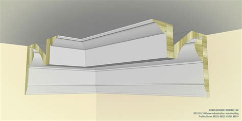Interior Cornice by Revival Cornice Large Bed Kuiken Brothers
