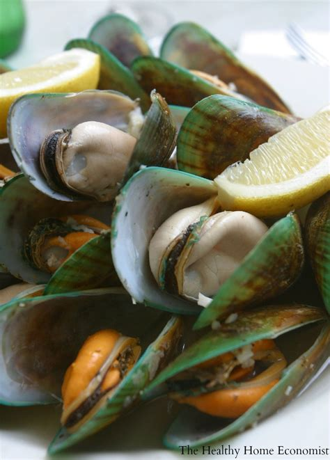 green lipped mussel  smartest  safest seafood