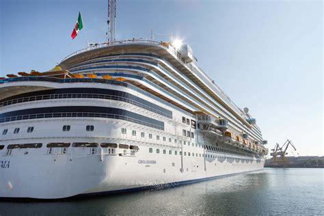 Costa Diadema - Civitavecchia Port