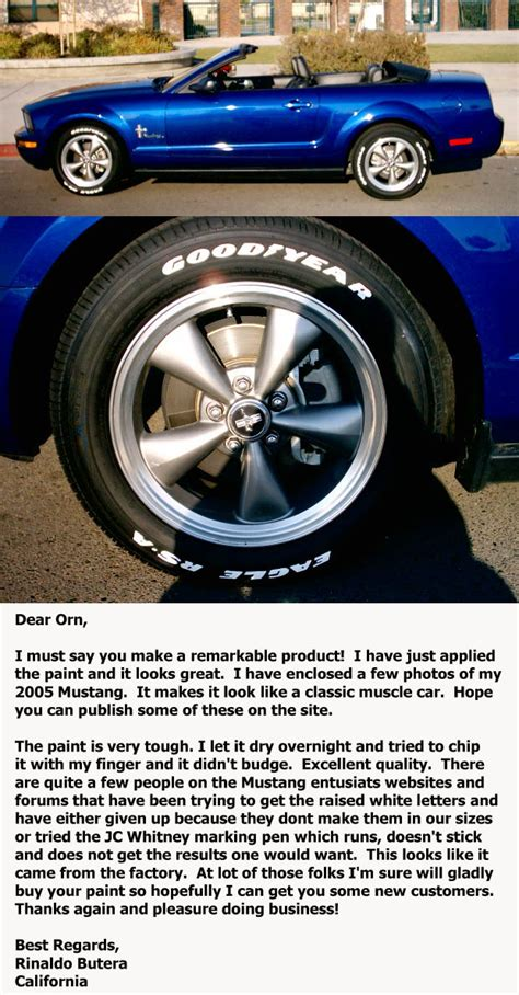 white letter tire paint raised white letter tire paint dodge challenger forum