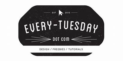 Hipster Illustrator Create Tuesday Every