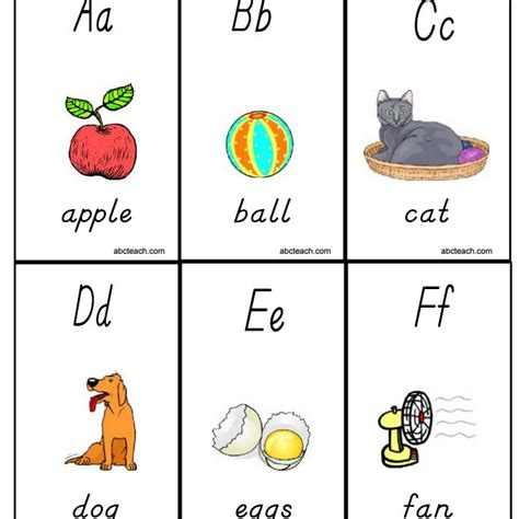 sets   printable alphabet flashcards
