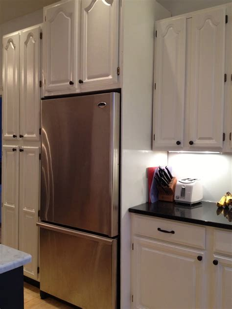 mel liza faking  built  refrigerator