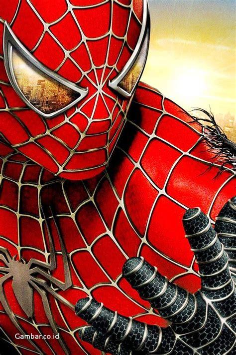 gambar keren  wallpaper hp spider man hd poster