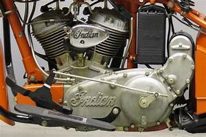 Indian 1936 Sport Scout 750cc 2 Cyl Sv 2711
