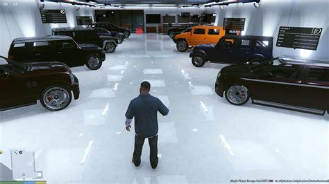 Gta 5 Garage by 2 Loaded Single Player Garages Spg Gta5 Mods