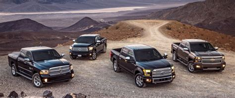 Sales Comparison: Silverado vs Sierra vs F Series vs Ram