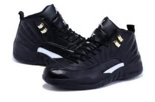 2016 Black Air Jordan 12