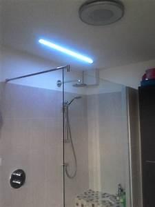 Led Spot Dusche : aufbauspot lampe in dusche welche forum auf ~ Markanthonyermac.com Haus und Dekorationen