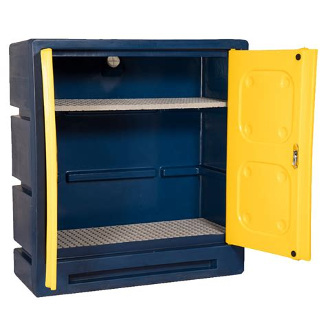 Chemical Cabinets by Plastic Chemical Storage Cabinet Chemcube Ese Direct