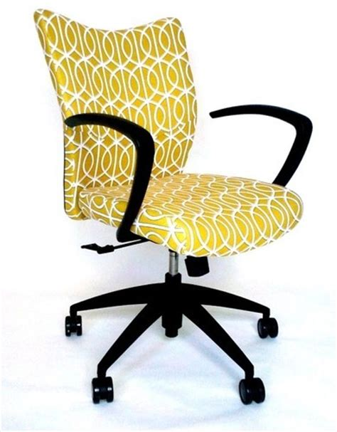 and modern bristol office desk chair with dwellstudio