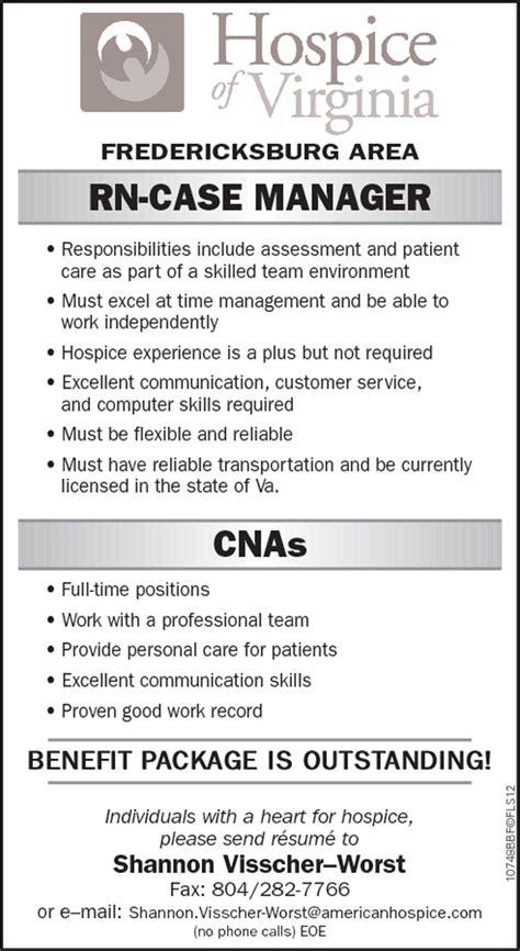 Hospice Rn Manager Description For Resume by Details Rn Manager