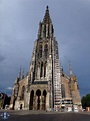 Ulm Minster, Tallest Church In The World   Two Small Potatoes