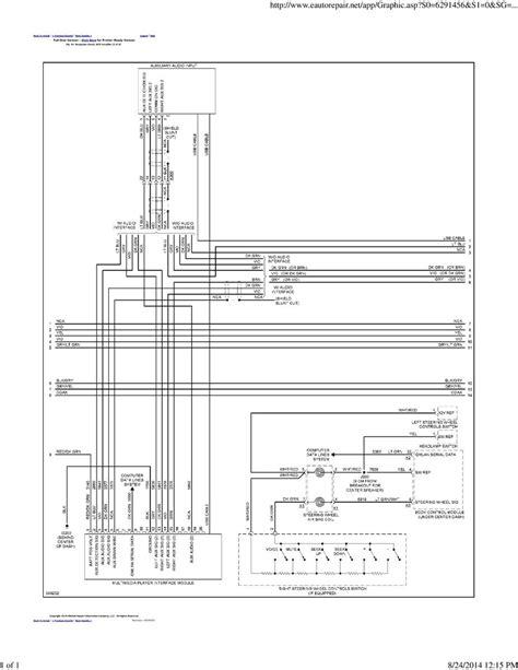2015 chevy cruze radio wiring diagram parts auto parts