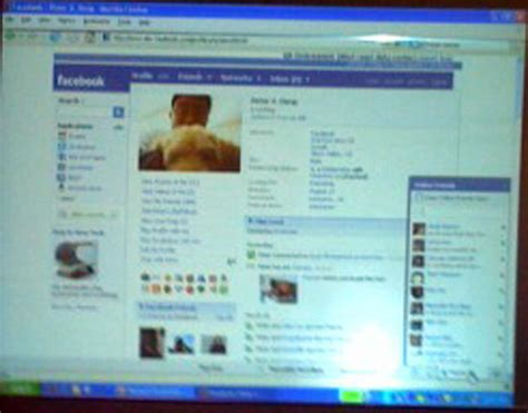 Facebook Chat Friends Online