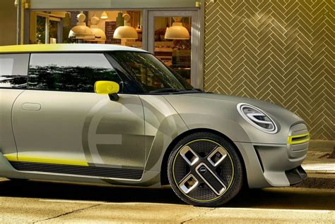 Fully Electric Cars On The Market by Mini Prepares Electric Hatch