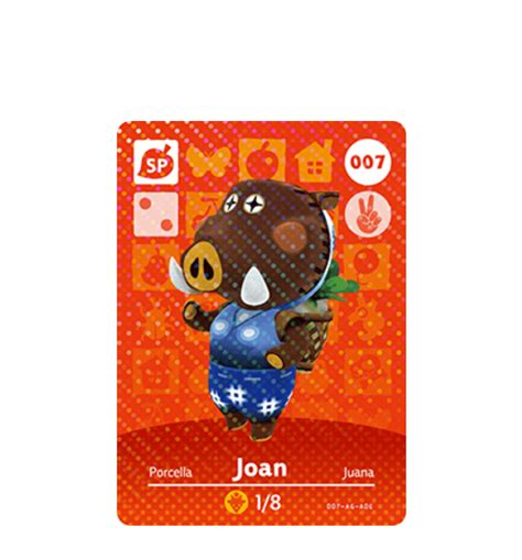 animal crossing cards series  amiibo life