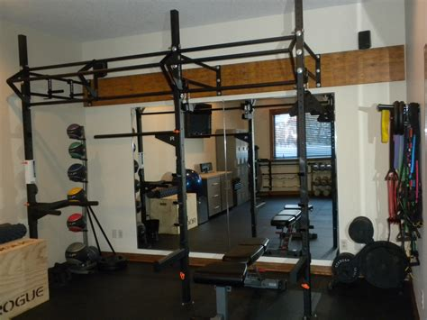 Project Home Gym Complete  How Do I Get Ripped?