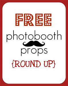 free printable photo booth props new year 2015 new