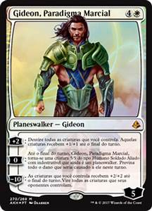 Gideon, Paradigma Marcial (Amonkhet) - Gatherer - Magic ...