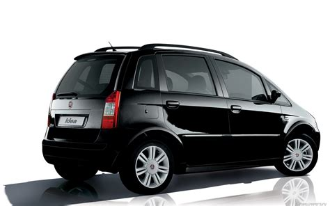Who Makes A Fiat by 2008 Fiat Idea Photos Informations Articles Bestcarmag