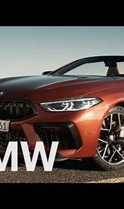The first-ever BMW M8 Coupe and Convertible. Official ...