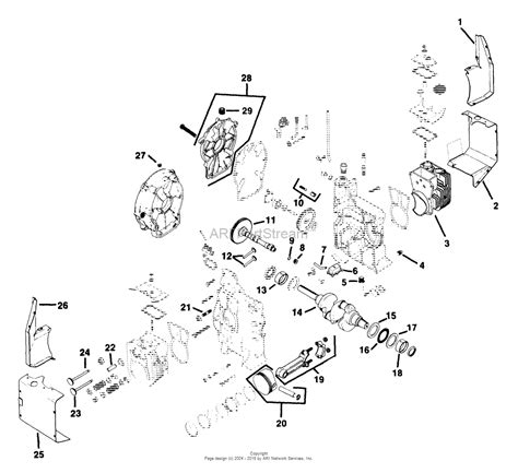 17 Hp Kohler Engine Diagram by Kohler Kt17 82 522 02 17 Hp Specs 24300 24364 Parts