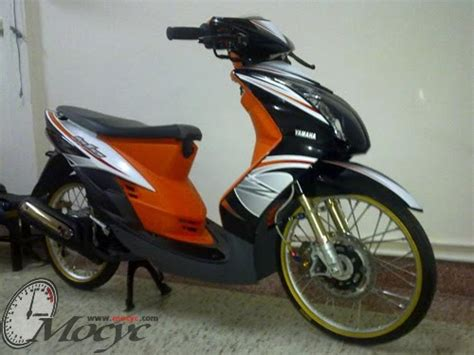 Yamaha Mio 2009 Thailand Style Modified