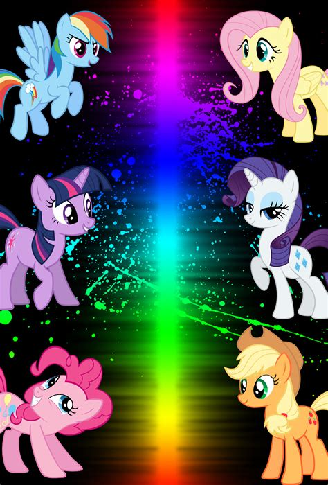 My Background My Pony Android Wallpaper 183